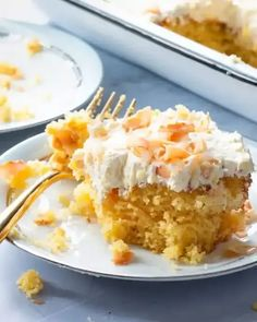 8 Perfect Cake Recipes For Your Upcoming Birthday Party Brownie Recipes, Cake Recipes, Dessert Recipes, Pineapple Sunshine Cake Recipe, Perfect Cake Recipe, High Altitude Baking, Light Cakes, Cake Mixture, Vegetarian Cake