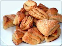 Печенье из творога «Ушки»- простая в приготовлении, очень вкусная и за счет творога полезная выпечка для детей. Рецепт »> https://vkusnej.ru/pechene-iz-... - Инна Клочкова - Google+