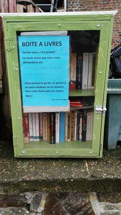 Boîte à livres Devantave - Rendeux