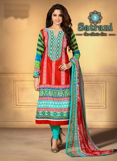 Ravishing Casual Salwar Suits For Ethnic Collection(230D)  Please visit below link http://www.satrani.com/salwar-suits&catalog=563  For more queries,  email id: inquiry@satrani.com Contact no.: 09737746888(whats app available)