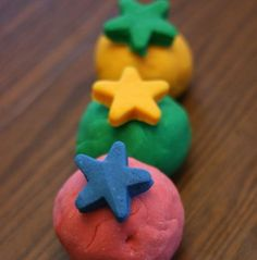 Learn How to Make Homemade Play Dough that your kids are sure to adore playing with!