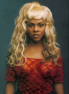 Lil Kim back in the day