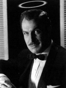 Vincent Price starred as The Saint.  Even though he played so many horror movies, he was a very gentle and caring man.  His brother lived near me and he visited him often.  I use to see them going for walks together.