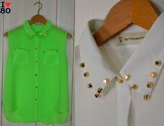 zielona koszula mgiełka