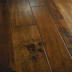 Gorgeous Old Dark Weathered Rustic Wood Floors Cabin