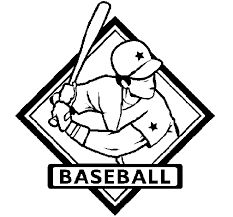 free printable baseball coloring page catcher baseball coloring