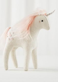Mythical Edition Plush Unicorn #unicorn #plush