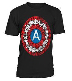 T shirt  Autism Awareness Captain Autism Superhero Shield   fashion trend 2018 #tshirt, #tshirtfashion, #fashion