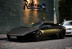 Lamborghini Murciélago LP640-Radisson hotel