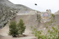 Sebastian Keep opened up the freshly groomed walls of Revolution Bike Park to some of the world's best riders at Quarter Master 2014. What once felt like the impossible, Bas proved to be possible and then invited everyone else to experience it for themselves.