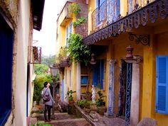 My favorite alley in Brazil (Embu das Artes)