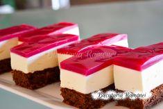 Best Pastry Recipe, Pastry Recipes, Panna Cotta, Biscuits, Origami, Cheesecake, Deserts, Food And Drink, Sweets