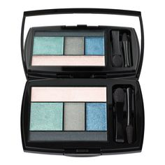 Lancome Eyeshadow Palette Teal Fury - This is my color and it is so easy to apply!
