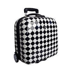 ECase Exotic Travel Bag, Checkers by Heys - CosmopolitanOutlet.com