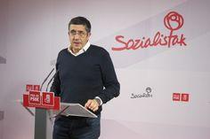Patxi López dimite de su cargo en el PSE