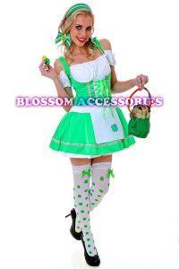 e1b82499615b St Patrick's Day Irish Beer Lucky Leprechaun costume #stpatricksday # fancydress