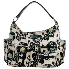 Amy Michelle Lotus Diaper Bag, Moroccan - Sam's Club~ great with the one shoulder strap, but wondering if this is the smaller version i want just for taking a few things..
