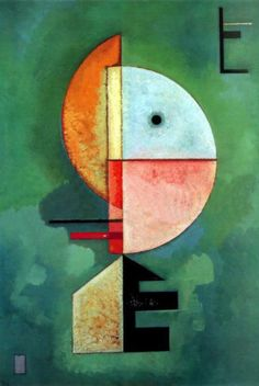 Hacia Arriba, Kandinsky