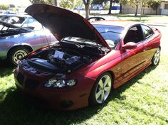 From the September 2013 Nor Cal GTO Club Meeting at the Grant Union High School Car Show