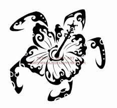 Billedresultat for hawaii flower tattoos
