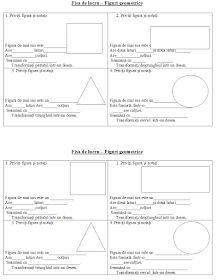 EDUCATIA CONTEAZA : ADUNARI SI SCADERI (0-1 000 000) - CU SI FARA TRECERE PESTE ORDIN / EXERCITII / PROBLEME / INMULTIRI SI IMPARTIRI / UNITATI DE MASURA / FIGURI GEOMETRICE Diagram, Geometry