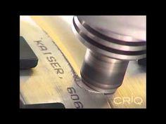 Robotic Friction Stir Welding Automation - Courtesy of CRIQ - YouTube