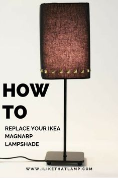 Spiderwasher fitter lampshade ring set pinterest washer how to replace your ikea magnarp lampshade keyboard keysfo Gallery