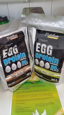 Kahvakuula kainalossa: Erinomainen proteiinilisä ProEgg Egg Protein -valk...