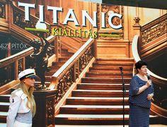 Eredeti tárgyak, megrendítő sorstörténetek. Megnyílt a világhírű Titanic kiállítás Budapesten, mutatjuk a képeket!   Életszépítők