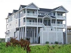 Salvo OBX (Seas the Day) 8 bedrooms, 8 full baths, 2 half baths, pool, theater room, bar, pool table