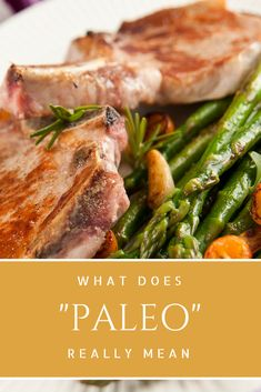 What is Paleo really