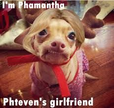 phtevens girlfriend