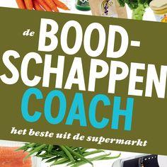 Een recensie over het boek 'De boodschappencoach' wat je laat nadenken over wat nu echt gezond is.