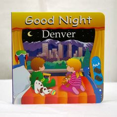 Book Goodnight Denver by Books West