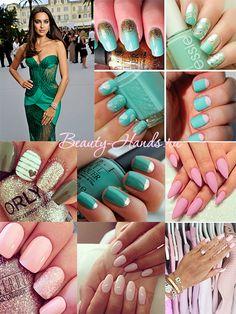 Most popular nail designs 2017