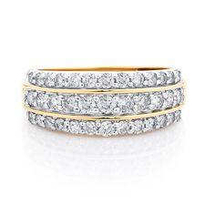 1 Carat TW Diamond Ring