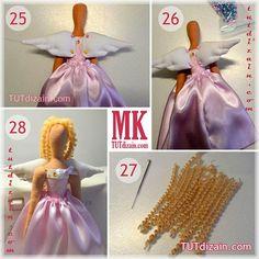 Mimin Dolls: Course dolls