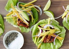 Your tired lunch menu rotation may get a little repetitive after a while, so we gathered 12 healthy wrap recipes to lighten up your lunch hour!