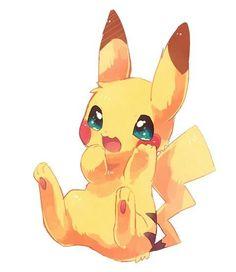 work by ぱてこ Deadpool Pikachu, Pikachu Art, Cute Pikachu, Pikachu Drawing, Baby Pokemon, Pokemon Sun, Cool Pokemon, Pikachu Evolution, Chibi