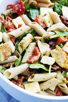 PASTA SALADS !!! on Pinterest | Pasta Salad, Macaroni Salads and Pasta ...
