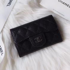 Chanel Classic Small Quilted Wallet Style code: Size: x x inches Unique Selling Proposition, Chanel Wallet, Small Quilts, Continental Wallet, Wallets, Ootd, Luxury, Classic, Accessories