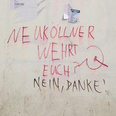 Lethargie. #Neukölln #berlin #berlinstagram #berlincity #rixdorf #neuköllnvibes #neukoelln #streetart #streetartberlin #notesofberlin #widerstand #wehrteuch #neindanke #internationalesolidarität #graffiti