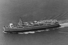 Throwback Thursday: SS Cape May crossing  the Delaware Bay in 1964. Travel from New Jersey to Delaware on the Cape May-Lewes Ferry. Learn more at http://www.visitdelaware.com/listings/Cape-May-Lewes-Ferry/59/0.