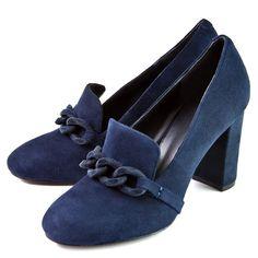 Женские туфли цвет темно-синий, нат. кожа велюр изготовлены в лучших европейских традициях! Итальянские туфли в интернет-магазине ALBA с доставкой по Москве и другим городам России.