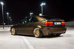 Volkswagen, Vw Corrado, Bbs Wheels, Vw Scirocco, Vw Classic, Car Colors, Car In The World, Car Manufacturers, Car Pictures