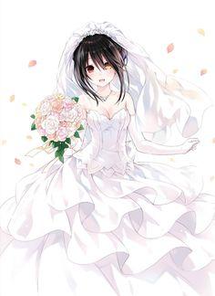 Date A Live, Kawaii Anime Girl, Anime Art Girl, Sword Art Online, Fanart, Best Waifu, Simple Backgrounds, Ova, Manga Pictures