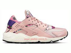 Nike Air Huarache Run Chaussures Nike Officiel Pas Cher Pour Homme Rose  pourpre 2019 725076-600-nike air max 2019! Chaussures Tn Distributeur  France. d4616e582027