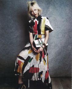 Soo Joo - Vogue Nippon April 2014