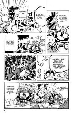 Super Mario-kun Manga Vol.1 Ch.1 Page 1