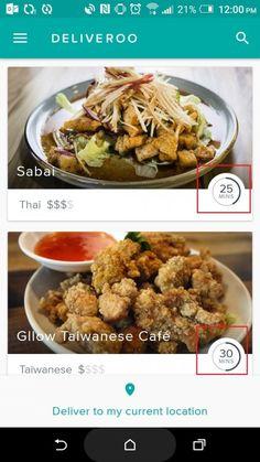 【UX徹底比較!】UberEats VS Deliveroo 一回戦「好みのレストランを見つけるのが簡単なのはどちらか」 | Growth Hack Journal